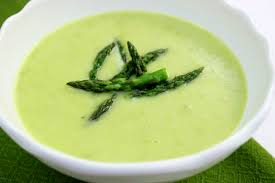 Creamy Asparagus Soup (No Cream, No Butter)