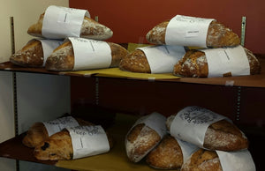 New Item: Baked Fresh Breadico Bread Daily