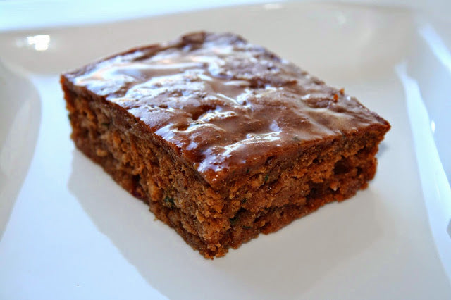 Carrot & Zucchini Gingerbread