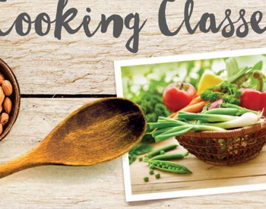 Cooking Demonstration Schedule