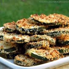 Grilled Parmesan Zucchini