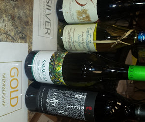 August Wine Club Selections Annonuced