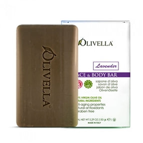 Olivella Lavendar Bar Soap