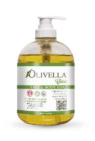 Olivella Liquid Soap 500ml