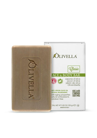 Olivella Bar Soap
