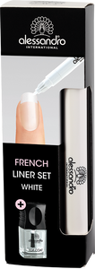 alessandro FRENCH LINER SET WHITE