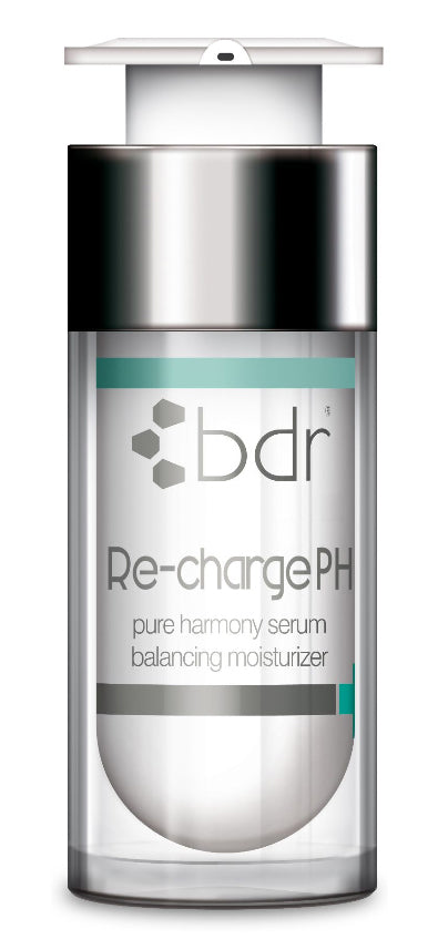 BDR Re-charge PH 30 ml Hyaluronserum für unreine, ölige & Mischhaut