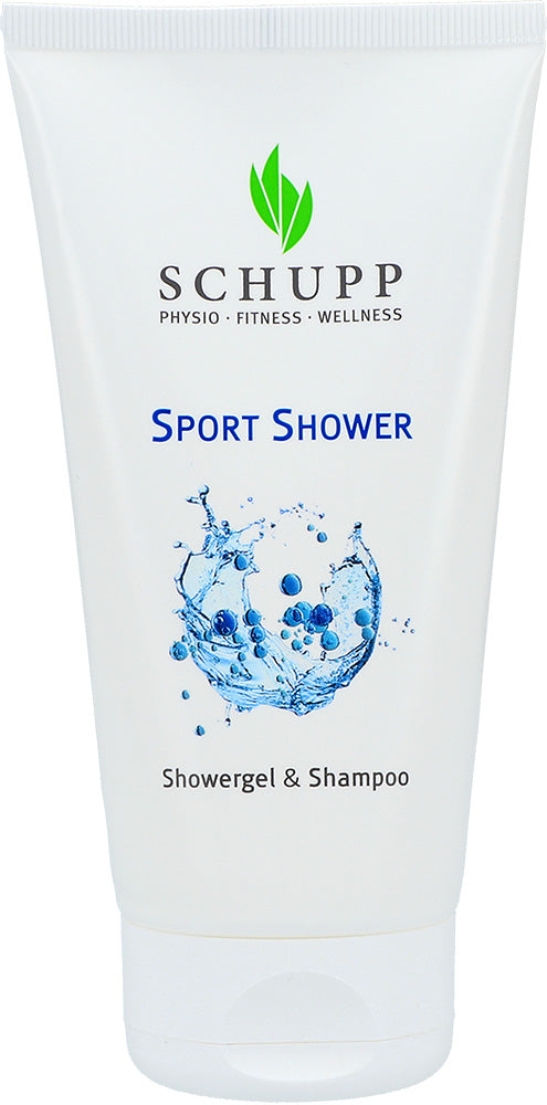 Schupp Sport Shower 150 ml