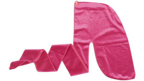Pink Velvet Durag - The Rags Culture