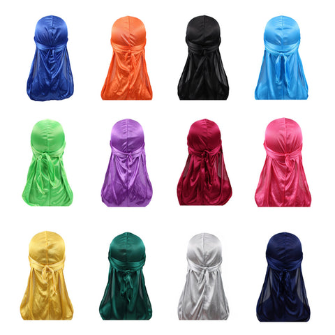 Satin durag all colors - The Rags Culture