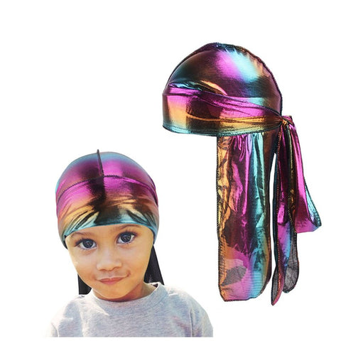 Reflective Baby Durag - The Rags Culture