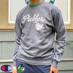 Champion Crewneck Sweatshirt Grey (Limited Edition)
