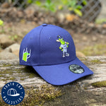 New Era 9FORTY Youth Blue Dillon Adjustable Hat