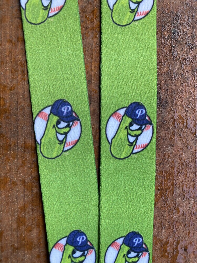 Pickles Lanyard