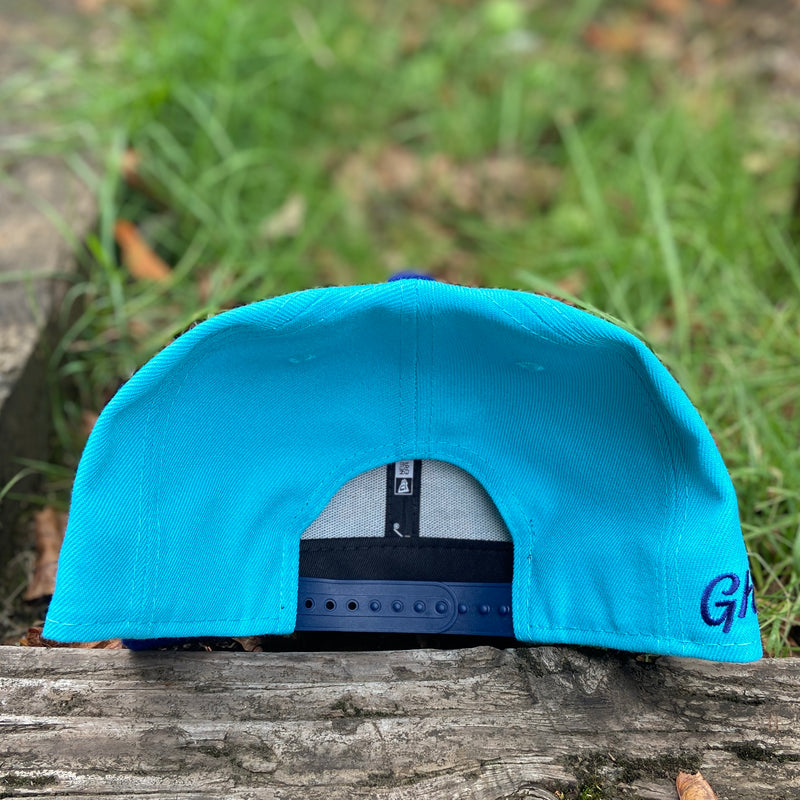 New Era 9FIFTY Gherkins Vice Blue Snapback