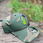 New Era 9FORTY Camo Badge Adjustable