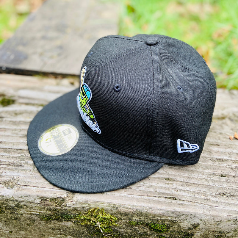 New Era 59FIFTY Gherkins Badge Black Fitted (First Edition)