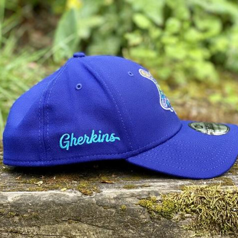 New Era 39THIRTY Gherkins Dark Royal Flex Fit (First Edition)