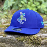 New Era 59FIFTY Low Pro Gherkins Dark Royal Fitted (First Edition)