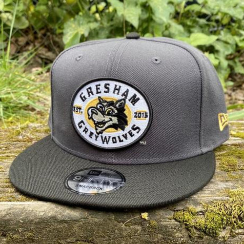 New Era 9FIFTY Gresham Greywolves Snapback