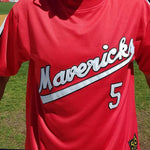 Portland Mavericks Jersey
