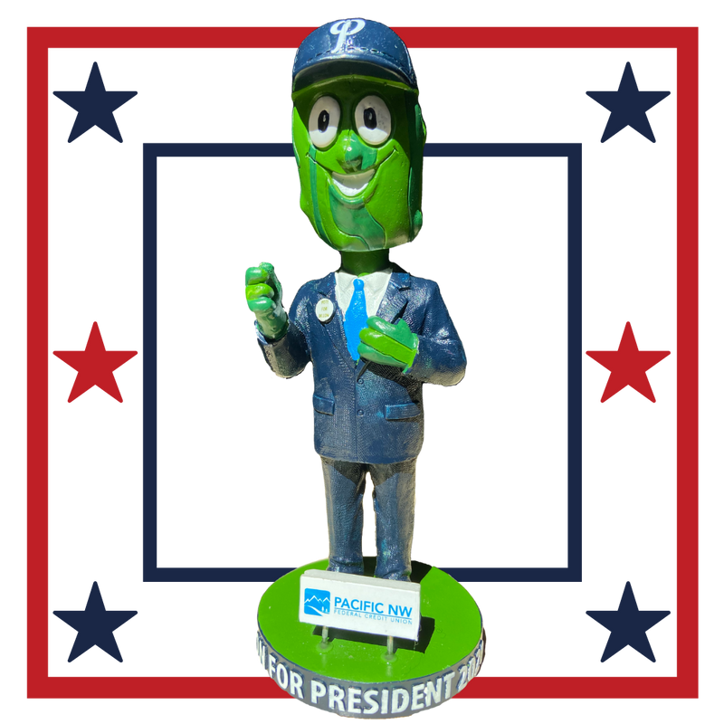 Dillon for President Bobblehead (Limited Availability!)
