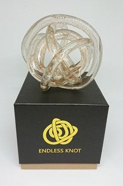 Endless Knot - Gold