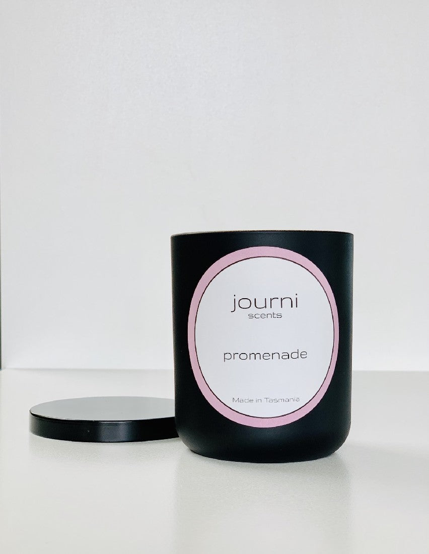 Journi Scents Multi Wick Candle Floral Tin - Promenade