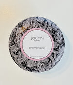 Load image into Gallery viewer, Journi Scents Multi Wick Candle Floral Tin - Promenade