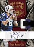 2011 Panini Crown Royale Football, Box