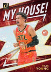 2019-20 Panini Clearly Donruss Hobby Basketball, Pack