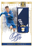 2019-20 Panini Impeccable Soccer, Case