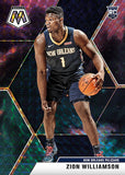 2019-20 Panini Mosaic Hobby Basketball, Box