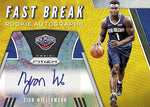 2019-20 Panini Prizm Fast Break Basketball, Pack