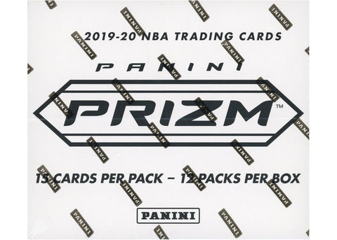 2019-20 Panini Prizm Basketball, Cello Box