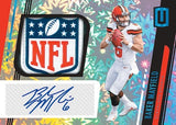 2019 Panini Unparalleled Football, Pack