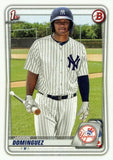 2020 Bowman Hobby Baseball, Pack