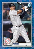 2020 Bowman Chrome Jumbo HTA Baseball, Box