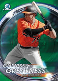 2020 Topps Bowman Draft Jumbo Baseball, Box