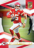 2020 Panini Donruss Elite Hobby Football, Pack