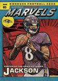 2020 Panini Donruss Football, Hanger Box