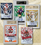 2020 Leaf Valiant Hobby Football, Box