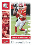 2020 Panini Chronicles Football, Pack