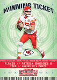 2020 Panini Contenders Hobby Football, Case