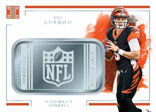 2020 Panini Impeccable Hobby Football, Case