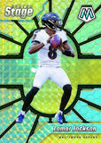 2020 Panini Mosaic No Huddle Football, Box