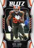 2020 Panini Playbook Football (Orange Parallels) , Mega Box