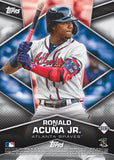 2020 Topps MLB Stickers Hobby Baseball, Box