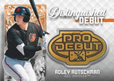 2020 Topps Pro Debut Hobby Baseball, Pack