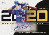 2020 Topps Series 1 Hobby Baseball, Pack
